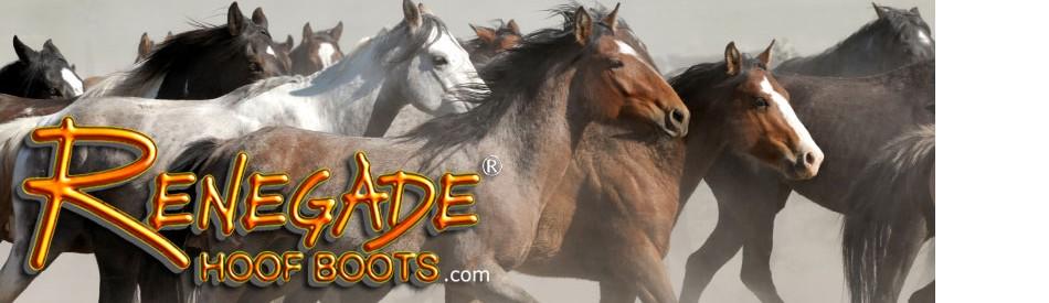 Renegade®  Hoof Boots